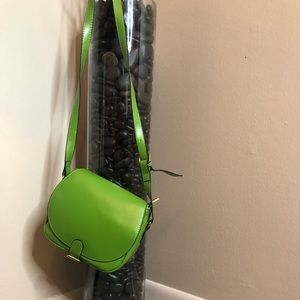 Handbags - Green Shoulder bag